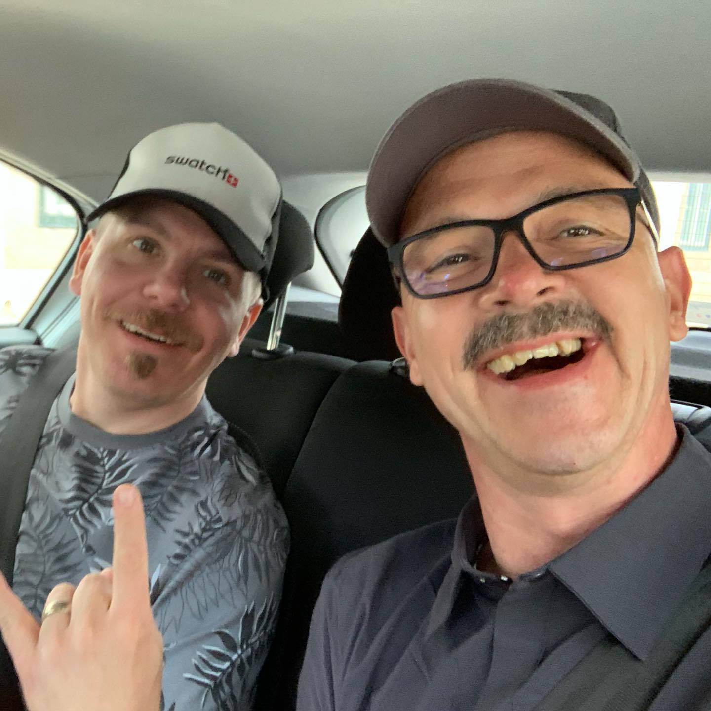 Our first Uber