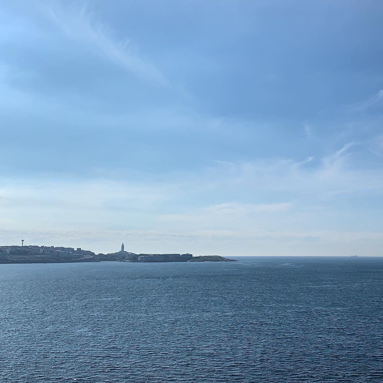 Bye, bye La Coruña!