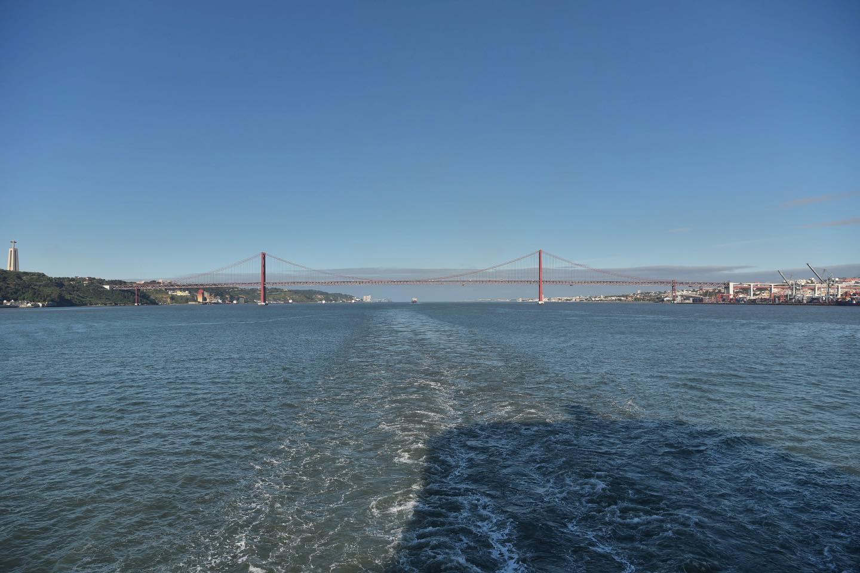 Good morning from Lisboa!