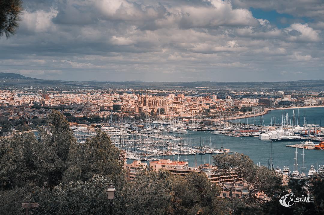Palma de Mallorca #nikond750📸
