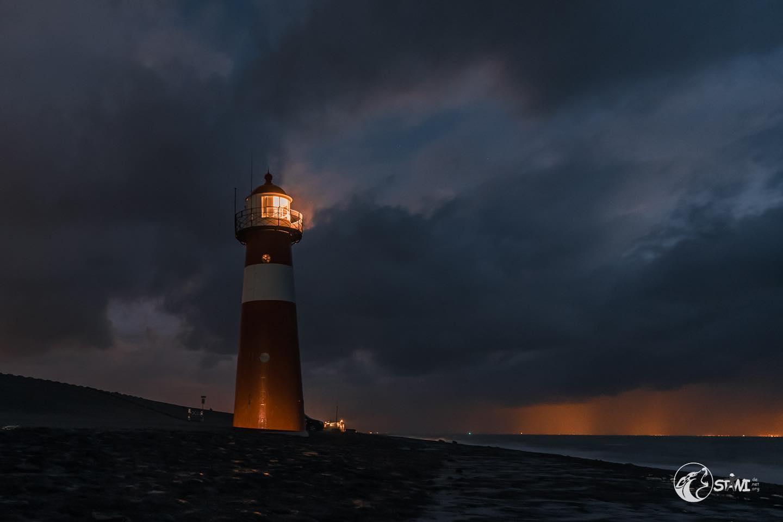 Lighthouse Westkapelle (Laag)