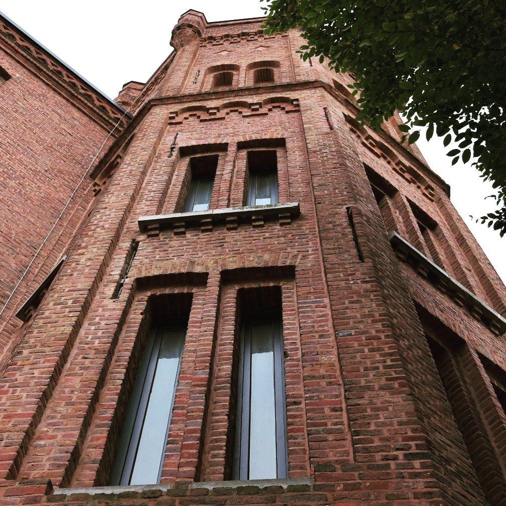 Schmale Fenster