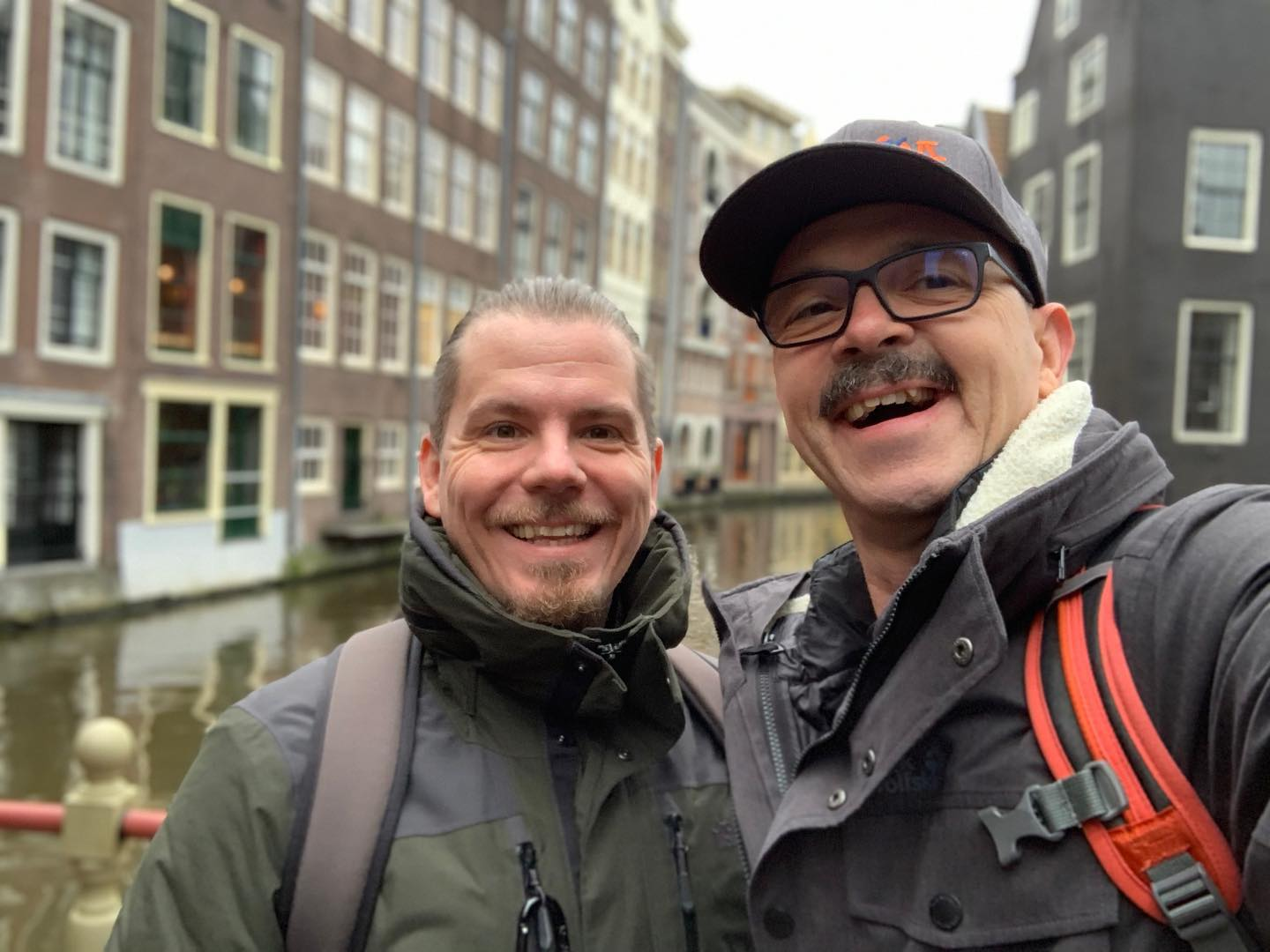 We are in Amsterdam for a short time. #netherlands🇳🇱