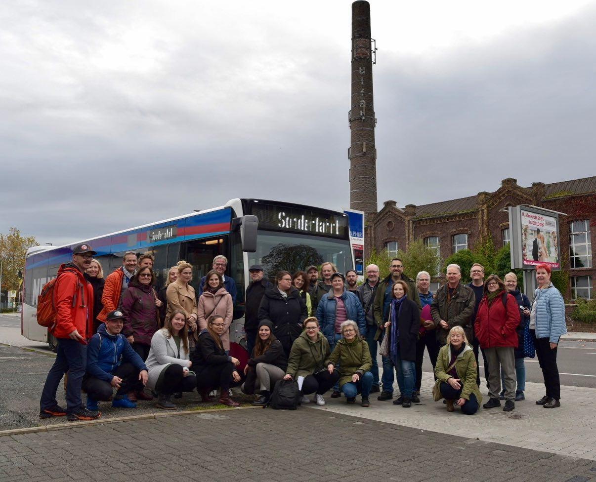 NEW Bus und Instawalker
