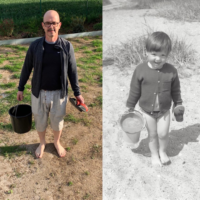 Boy with bucket @swatchtakesmetoistanbul @swatch