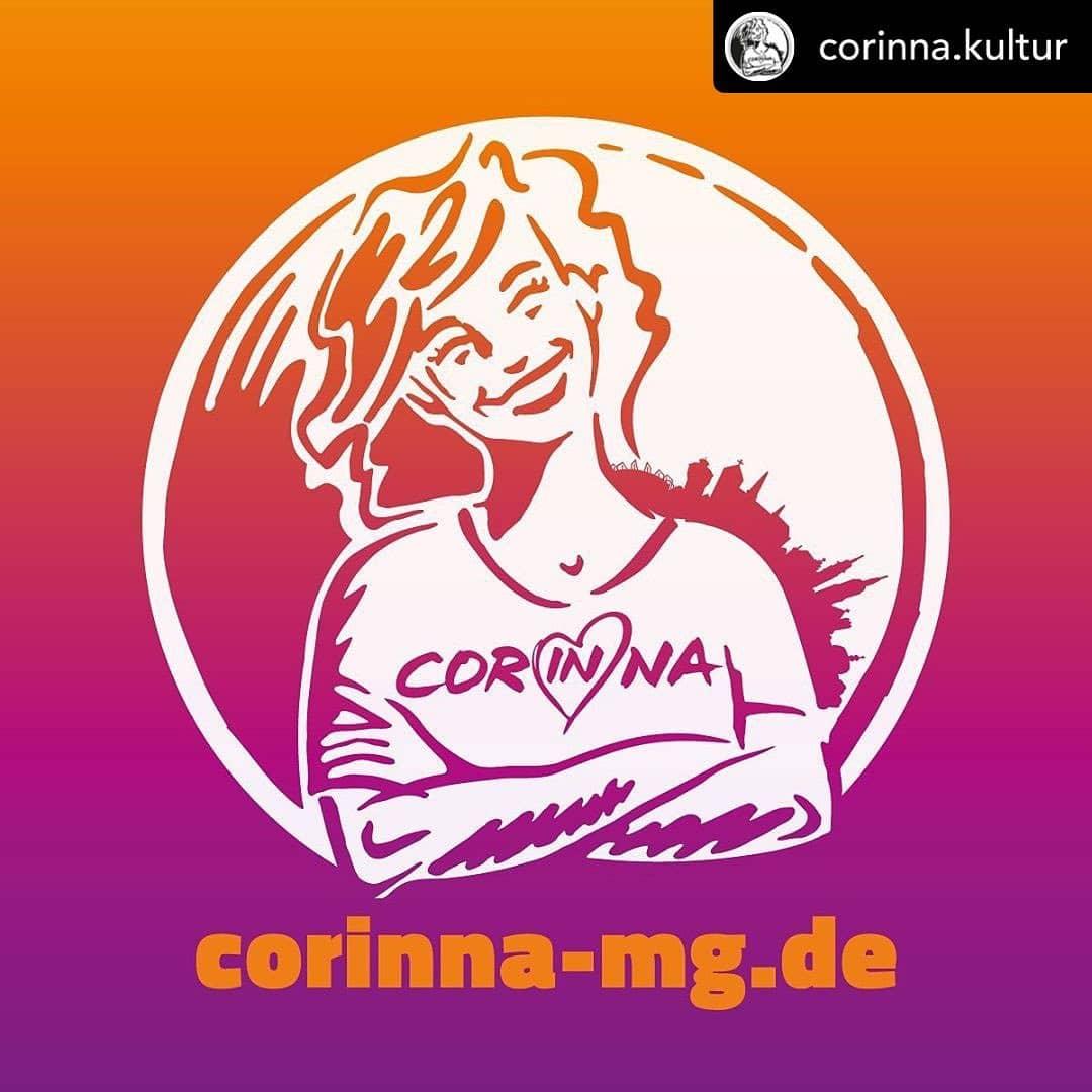 corinna.kultur WIR SIND CORINNA ️ Deine Kulturoffensive in Mönchengladbach.  Eine Solidargemeinschaft.  Ein Bekenntnis.  Eine Kampfansage.  Streaming & Event. . . #mönchengladbach #wirfüreuch #porträtfotografie #porträt @corinna.kultur