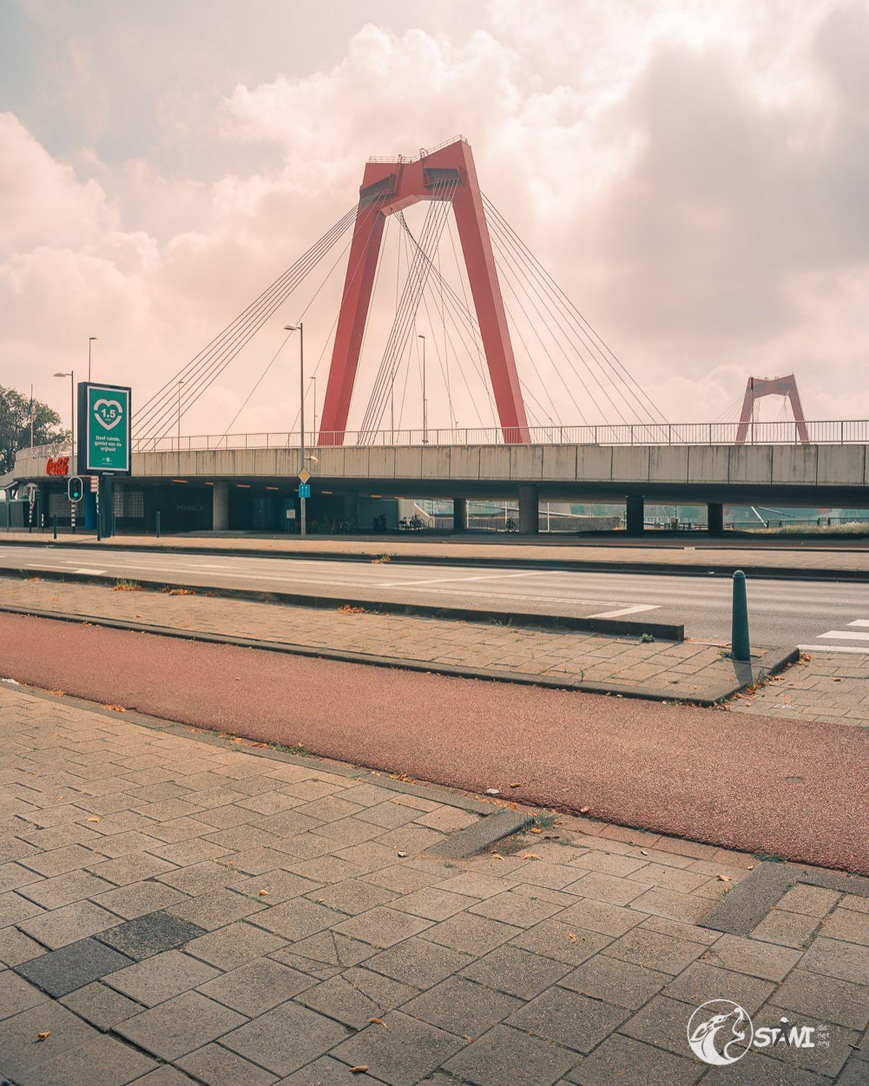 A little stroll in Rotterdam