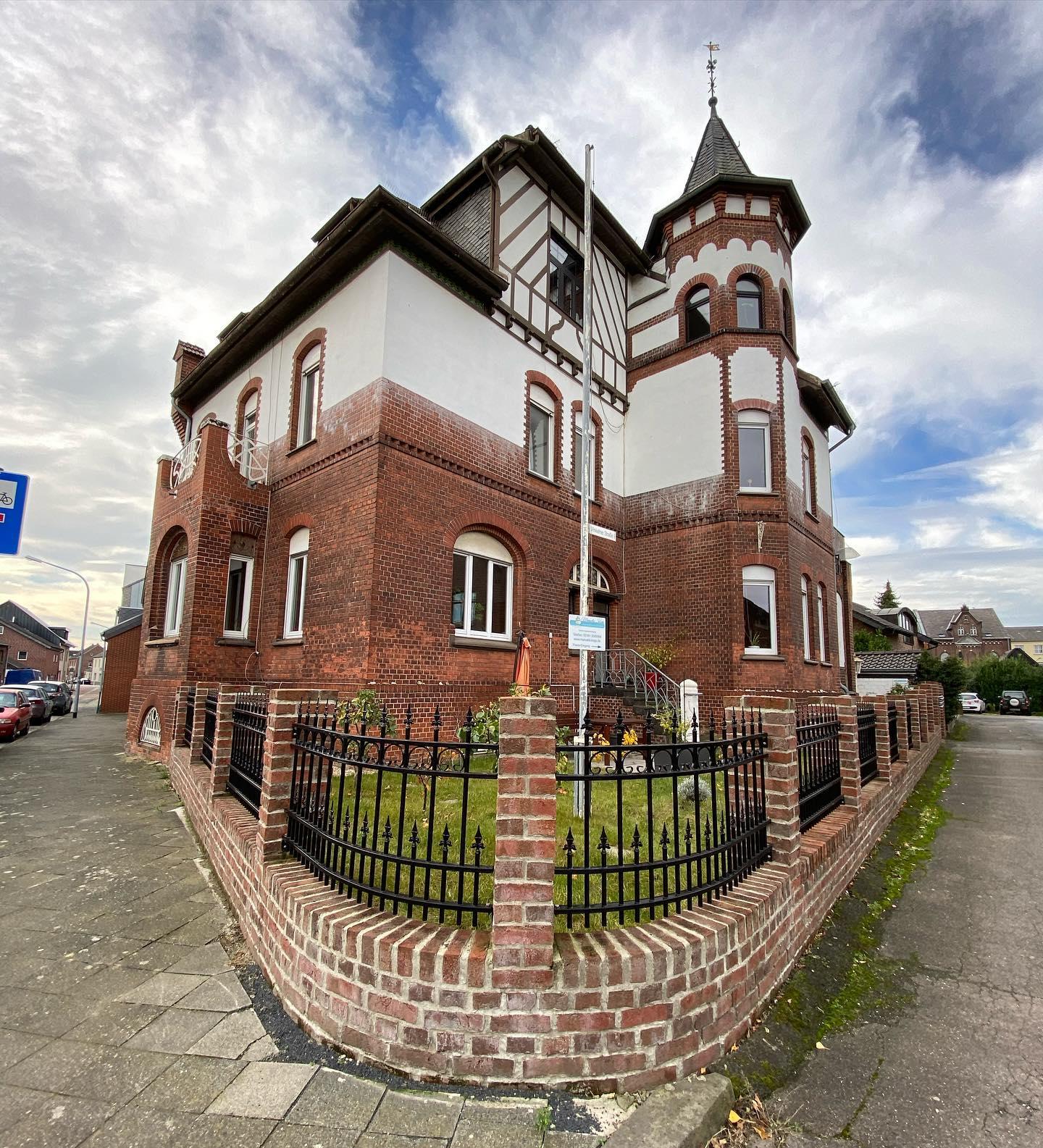 Runde Ecke -  #mönchengladbach