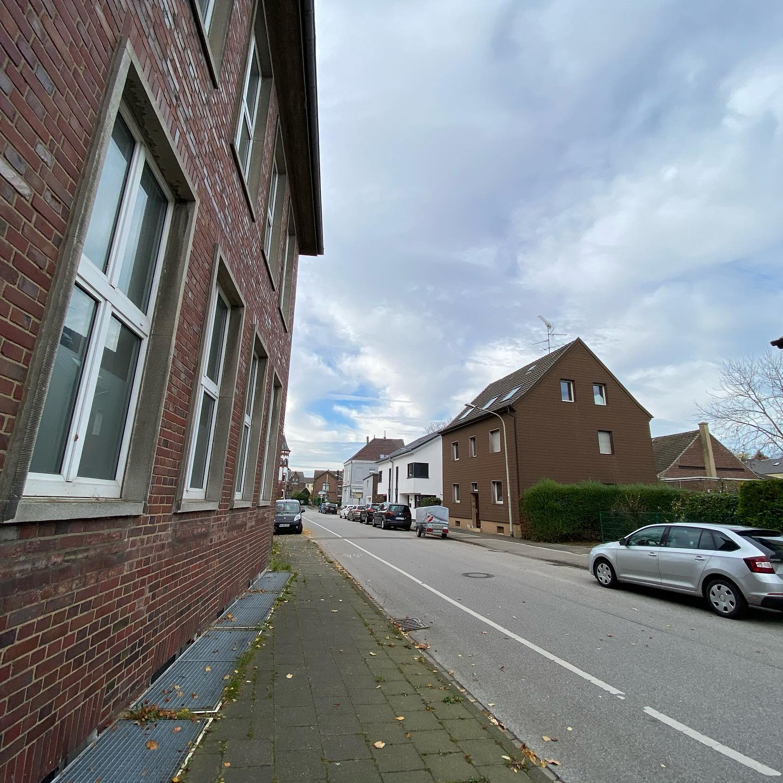 Straße -