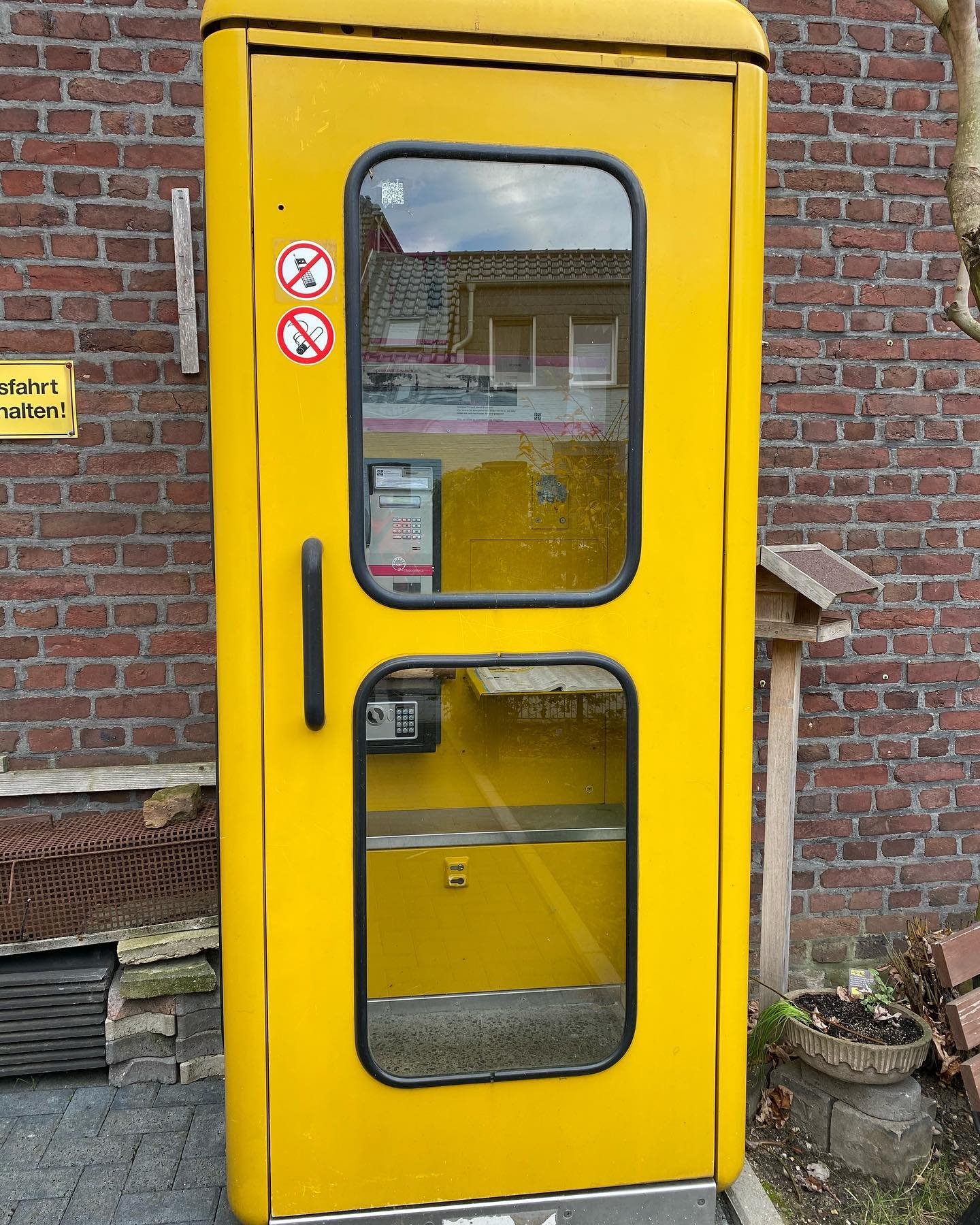 Telefonzelle -