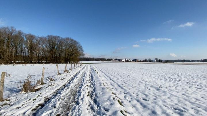 Winter in MG