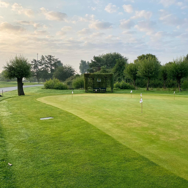 Morgenstimmung in Wildenrath @golfclub_wildenrath_e.v