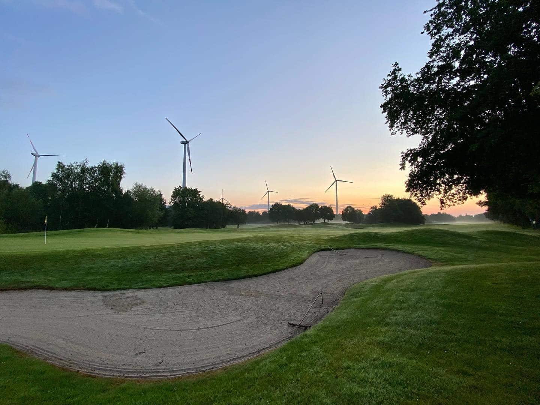 Morgenrunde in Wildenrath - einfach traumhaft @golfclub_wildenrath_e.v